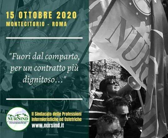Tutti a Roma il 15 ottobre