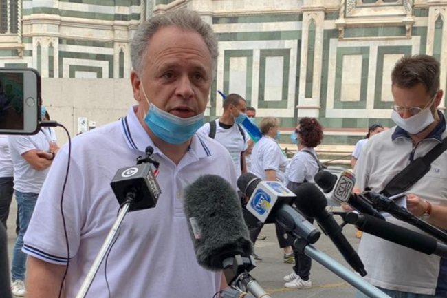 """L'allarme degli infermieri Nursind """"Toscana, oltre 500 casi Covid nel personale sanitario nel mese di ottobre"""""""