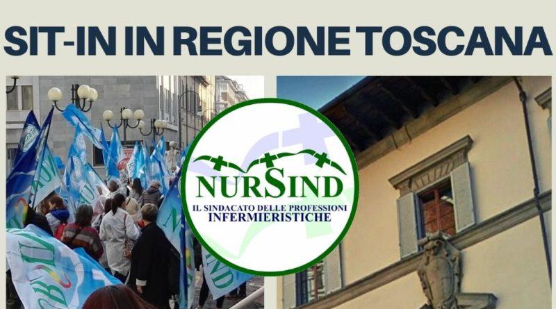 SIT-IN in Regione Toscana